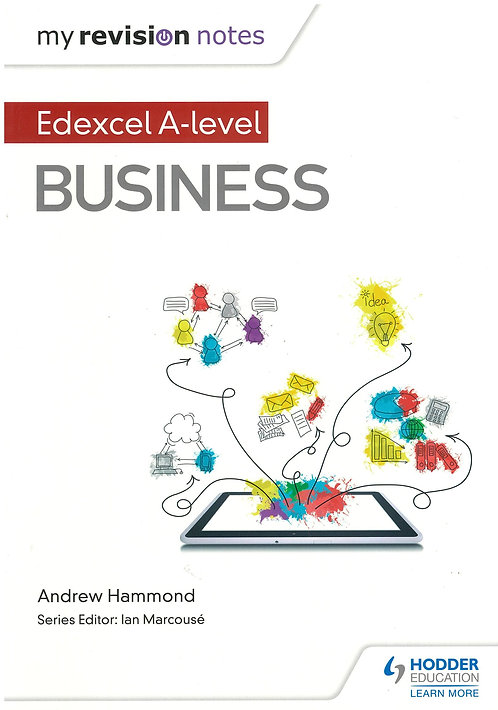 Edexcel Business A Level Revision notes