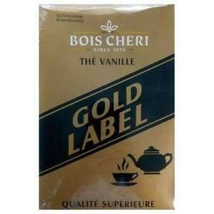 Bois Cheri Gold Label Vanilla 125g