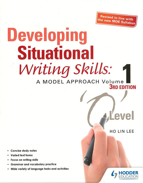 Hodder - Developing Situation Writing Skills O Level Vol 1 3rd Ed