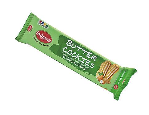 Subana Butter Cookies Almond 90g