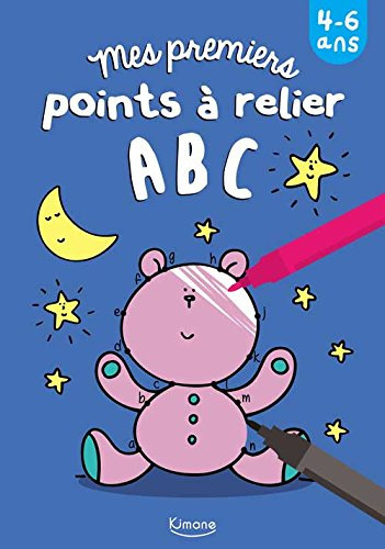 Mes Premiers Points a relier ABC (4-6 ans)