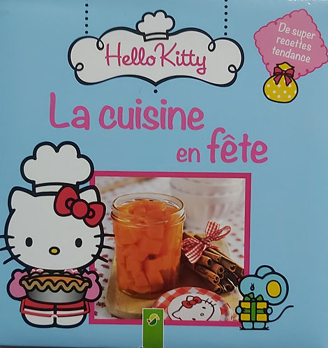 Hello kitty la cuisine en fete !