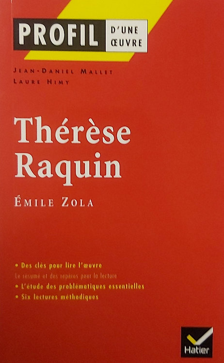 Profil Therese Raquin