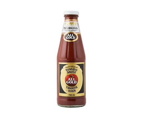 All Gold Tomato Sauce 350ml