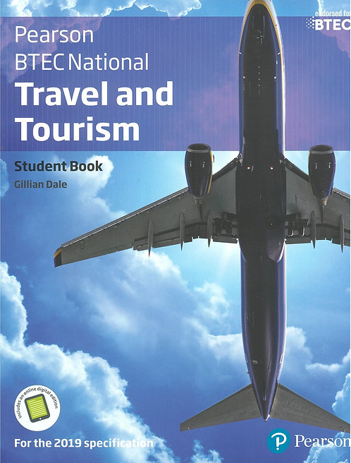 BTEC Nationals Travel & Tourism Student Book