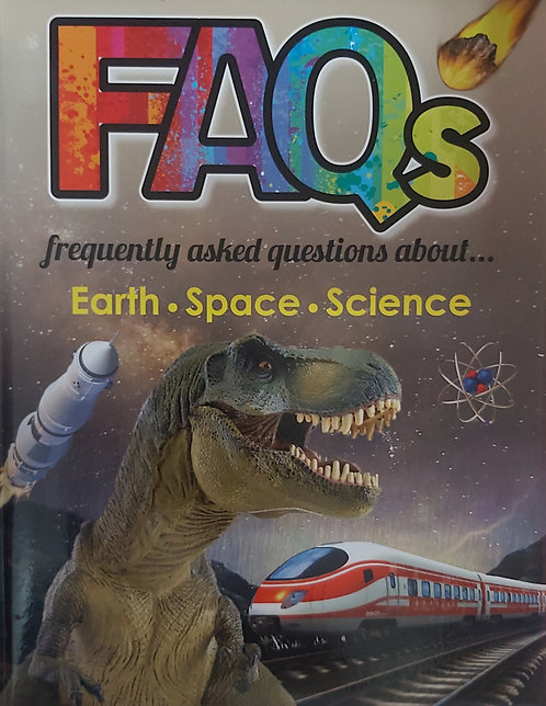 FAQs Earth Space Science