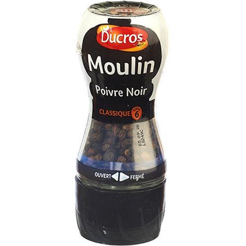 Ducros Moulin Poivre Noir 28g