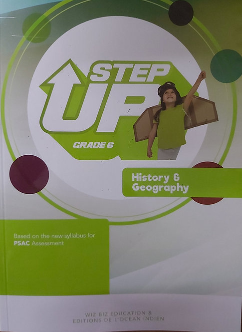 Step Up Grade 6 - History & Geography