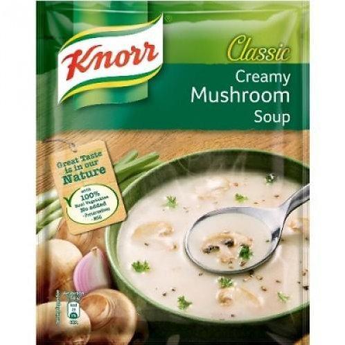 Knorr P.Soup Cream Of Mushroom 62g