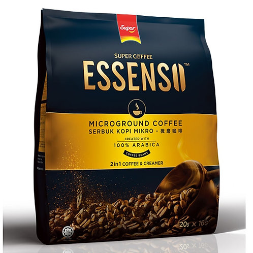 Essenso Microground Coffee (2 in 1)