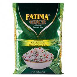 Fatima Gold Basmati Rice (2kg and 5kg)
