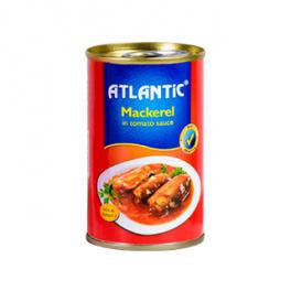Atlantic Mackerel in Tomato Sauce (425g)
