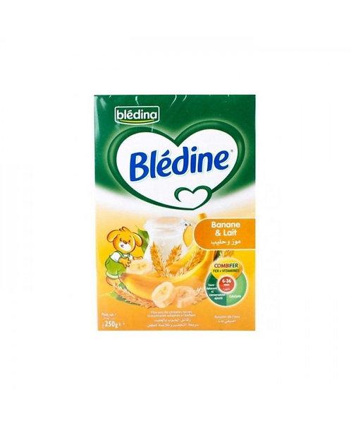 Bledine Banane & Lait 250g