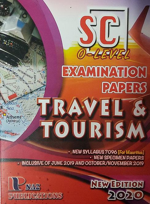 Naz-Travel & Tourism Sc O-Level 2020