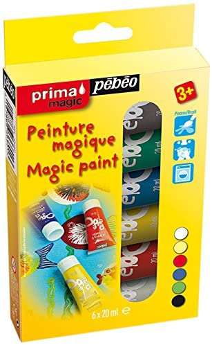 Kit Decouvert Prima Magic 6 tubes x 20ml