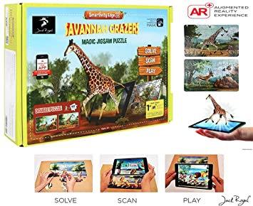Savannah Grazers Puzzle Pack