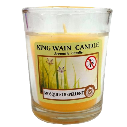 Scented Candles- glass (25hrs)- Varios Scents