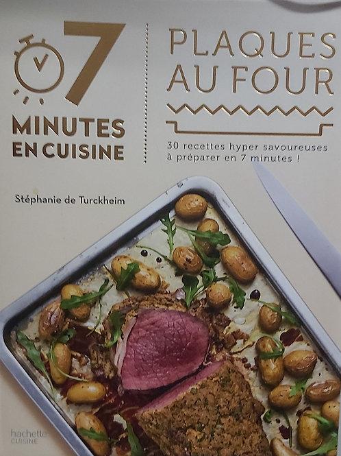 Plaque au four 30 recettes á préparer en 7 minutes!-  Turckheim