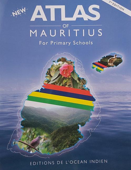 New Atlas Of Mauritius - 2020 Edition