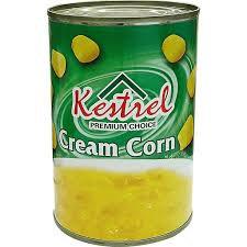 Kestrel Cream Corn 425g