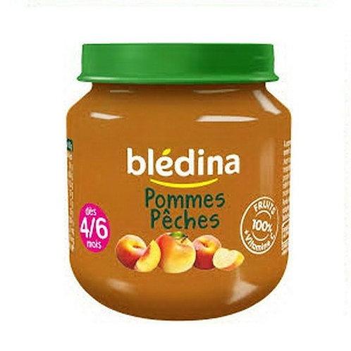 Bledina Pomme Pêches 130g
