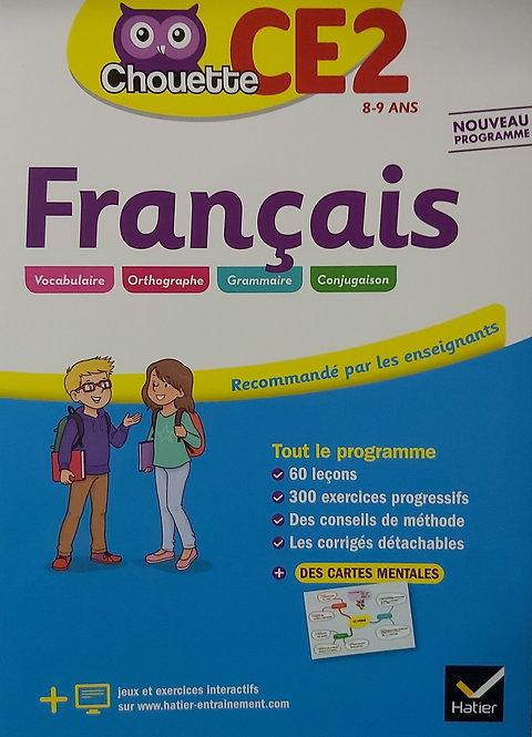 Francais Ce2 - Hatier Soutien Primaire