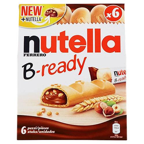 Nutella B-Ready T6 (132g)