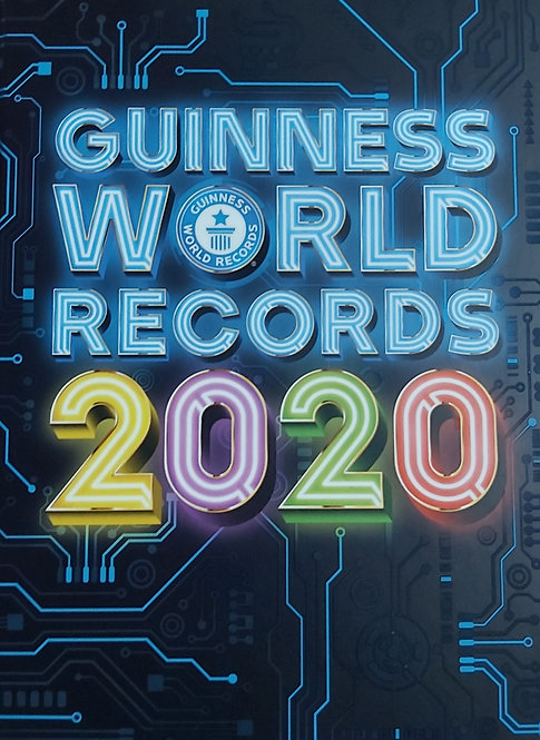 Guinness World Records 2020 - by Guinness World Records