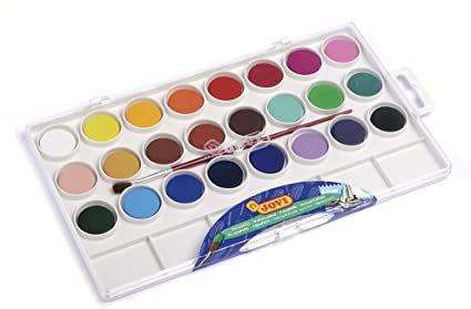 Jovi Watercolor (24 colours)