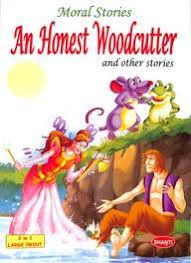 3 In 1 Moral Stories-An Honest Woodcutter