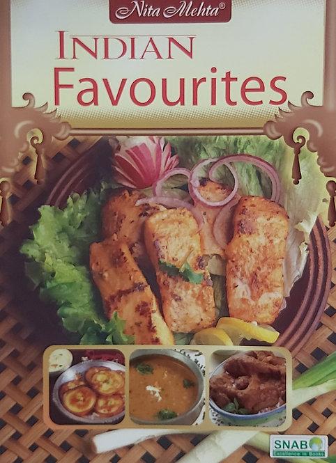 Indian Favourites Veg and Non-Veg - Nita Mehta