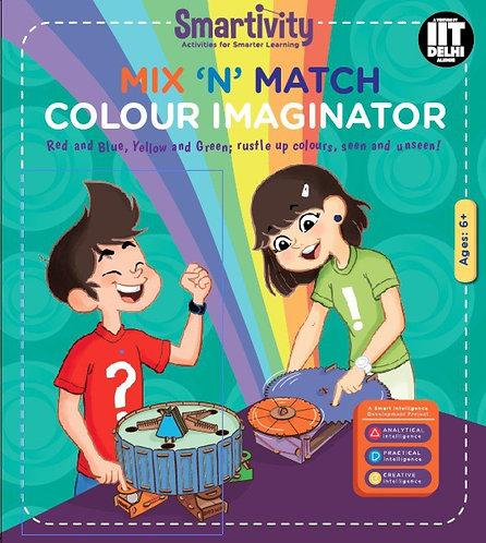 Mix 'n' Match colour imagination