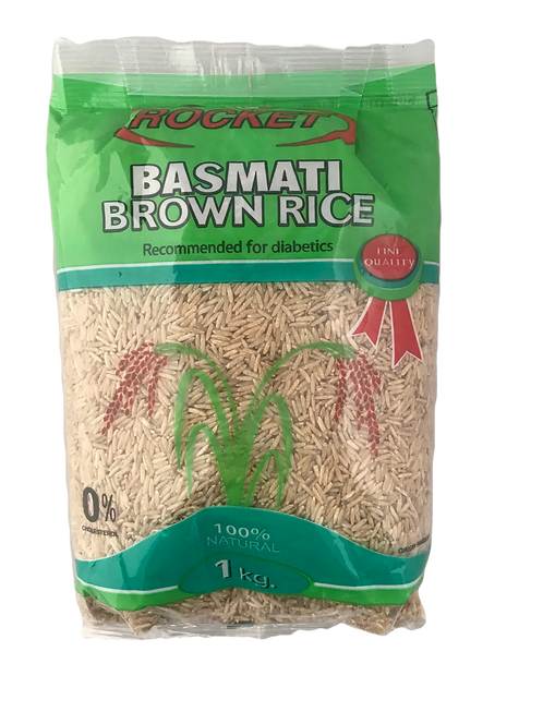 Rocket Brown  Rice (1kg)