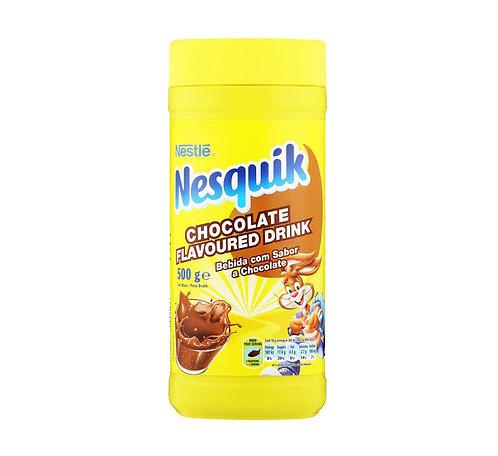 Nestle Nesquik Chocolate Flavored Drink 500g