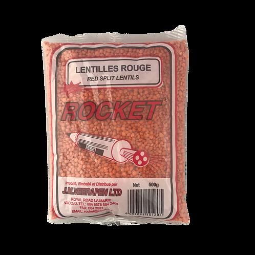 Rocket Lentilles Rouge (500g)