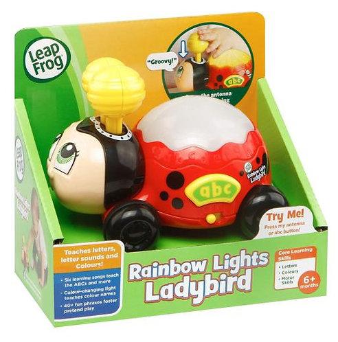 Leapfrog Rainbow Lights Ladybird