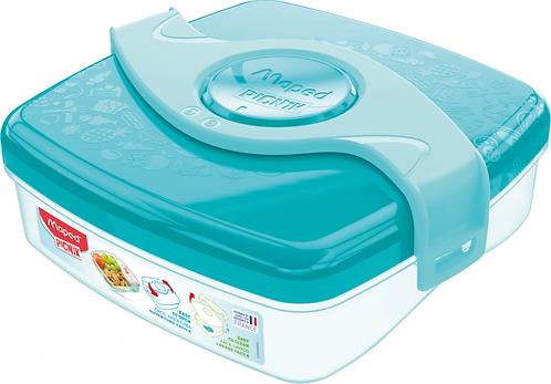 Boîte à Déjeuner Turquoise 520ml