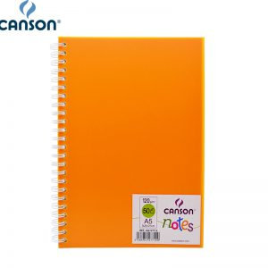 Canson Notes, A4 spiral-note 120gsm, 50 sheets