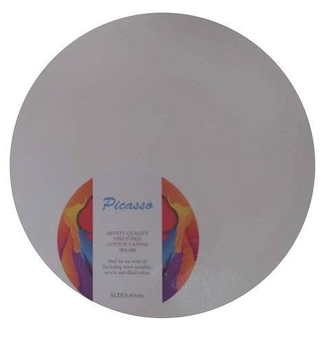 Canvas Round Picasso 380g 50cm