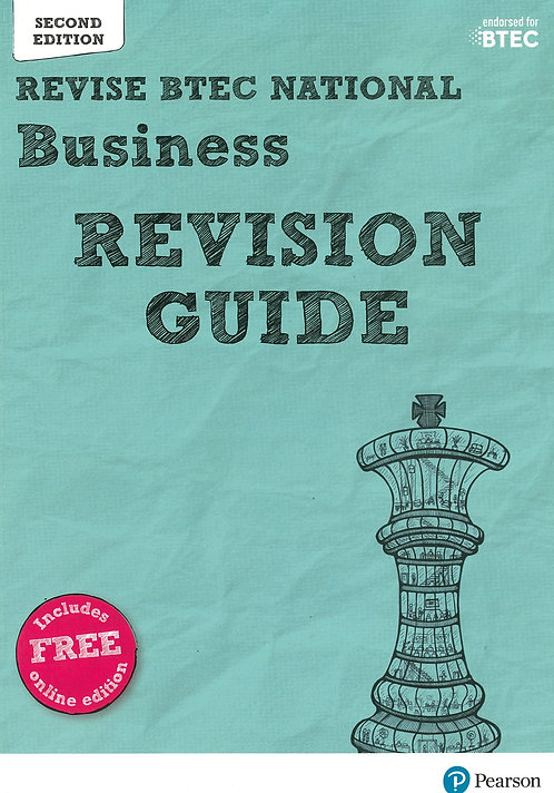 Business Revision Guide Revision Btech National 2nd Ed