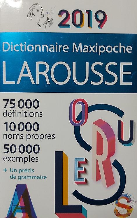 Larousse Maxipoche 2019