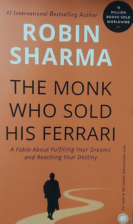 R.Sharma The Monk Who Sold His Ferrari