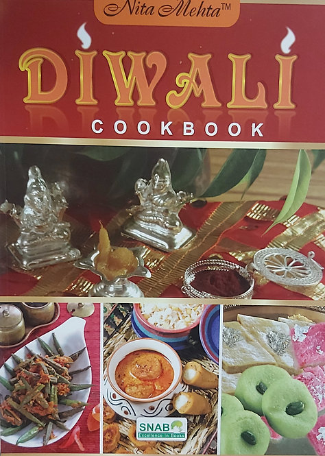 Diwali Cookbook - Nita Mehta