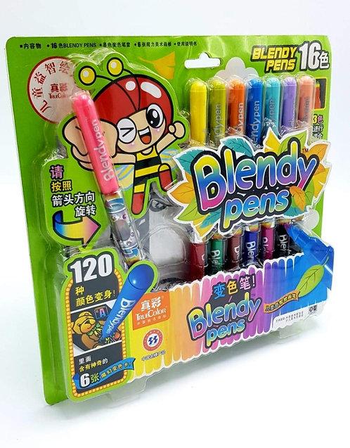 Blendy Pens 16 Colors