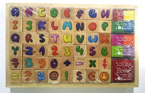 Craft Stamp A-Z
