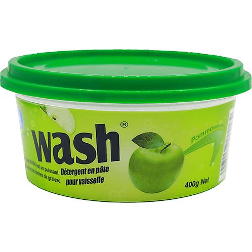 Wash Dishwashing Paste Apple 400g