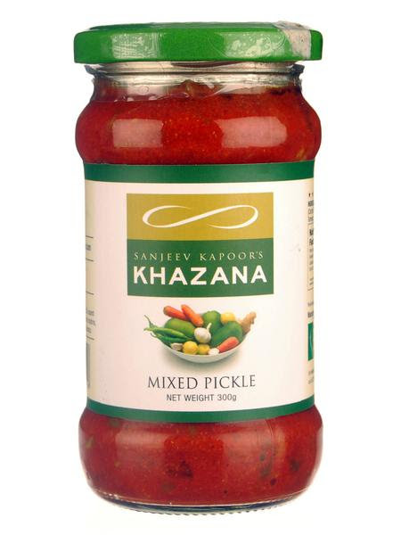 Khazana Mixed Pickle 400g