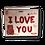 Thumbnail: I LOVE YOU' Ballon Foil