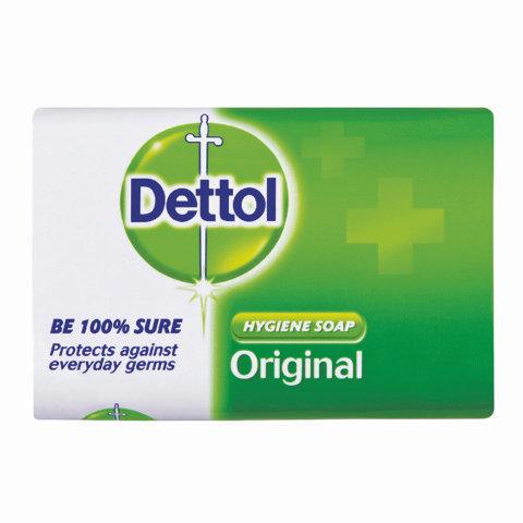 Dettol soap value pack original 2x175g