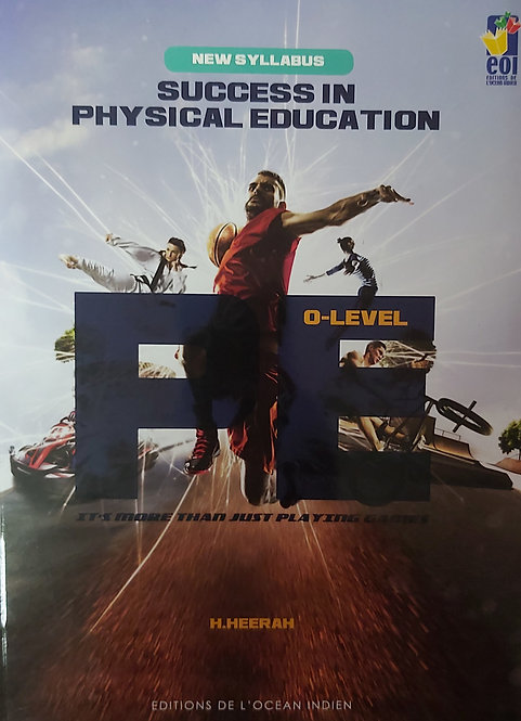 Success In Physical Education For O Level 2Nd Ed